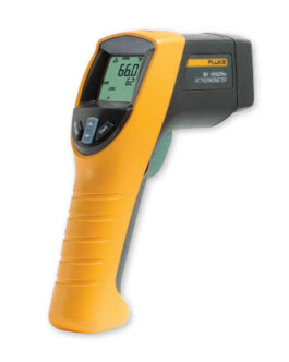 "2 in 1 Infrared and Contact Thermometer ""Fluke"" Model Fluke 561"