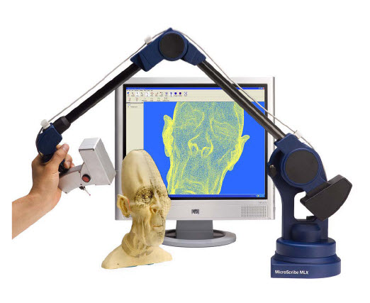 "3D Laser Scanner ""Immersion"""