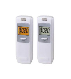"Digital Breath Alcohol Tester ""NM"" Model AT-13"