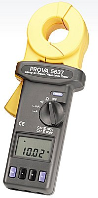 "Clamp-on Ground Resistance Tester ""Prova"" Model 5637"