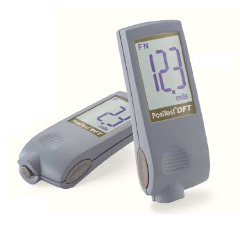 "Coating Thickness Gauge ""Defelsko"" Model Positest DFT Ferrous"
