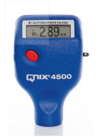"Coating Thickness Gauge ""Dr.NIX"" Model Standard QNix® 4500"