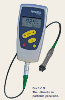 "Coating Thickness Gauge ""Phynix"" Model Surfix S (without probe)"
