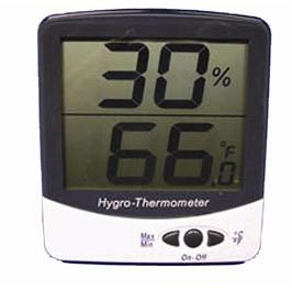 JUMBO Display Digital Temp/Humidity Monitor Model DTH03A