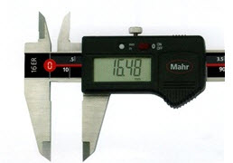 "Digital caliper with output 150 mm ""Mahr"" model 4103003"