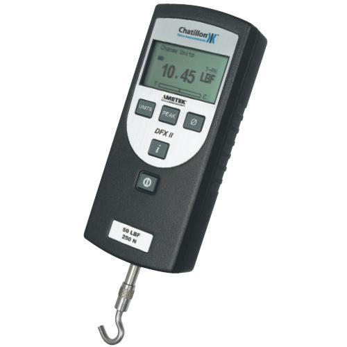"Digital Force Gauge ""Chatillon"" Model DFX2-100"