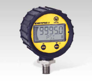 "Digital Hydraulic Pressure Gauge ""Enerpac"" model DGR-2"