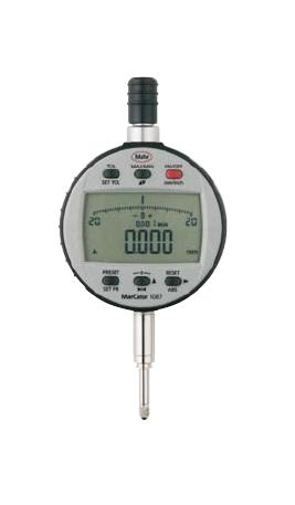 "Digital Indicator ""Mahr"" Model Marcator 1087, Range 12.5 mm"