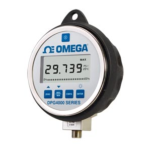 "Digital Pressure Gauge ""Omega"" Model DPG4000-1K"