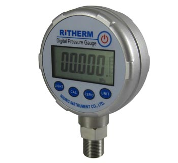 "Digital pressure gauge ""RiTHERM"" Model 3310"