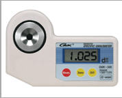 "Digital Salinity Refractometer ""GMK"" model GMK-510"