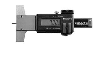 "Digital Tire Thread Depth Gauge ""Mitutoyo"" Model 571-100MOT-10"