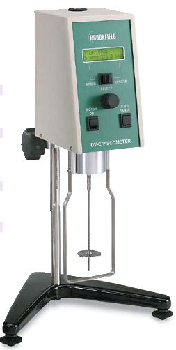 "Digital Viscometer ""Brookfield"" model RVDV-E"