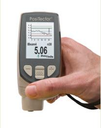 Coating Thickness Gauge with Built-In Probe - Positector6000-FN3