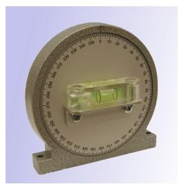 "General Purpose 360ฐ Inclinometer ""Level Development"" No. 86"