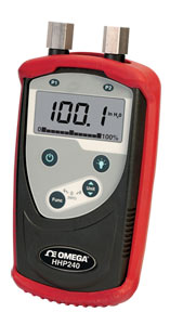 "Handheld Digital Manometer ""Omega"" Model  HHP241-005G"