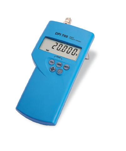 "Handheld Pressure Indicator ""GE"" Model DPI 705 (Gauge Model)"