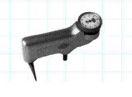 "Barcol Hardness Tester ""Barber-Colman"" Model GYZJ 934-1"