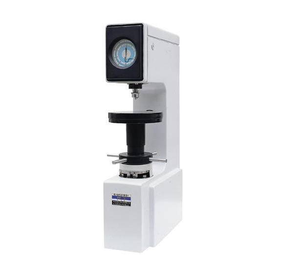 Motor-Driven Plastic Rockwell Hardness Tester Model XHRD-150