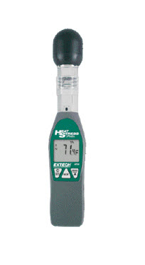 "Heat Stress WBGT Meter ""Extech"" Model HT30"