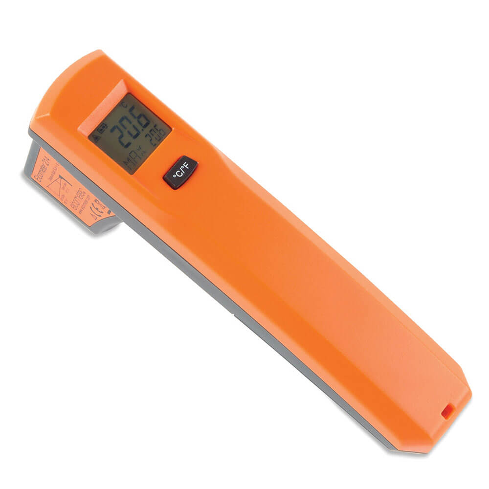 "Infrared Digital Laser Thermometer ""Elcometer"" Model G214L----3"