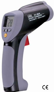 Infrared Thermometer model DT-8818