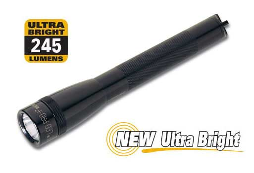 "LED Flashlight, Black (AA) ""MAGLITE"" Model Maglite Pro+"