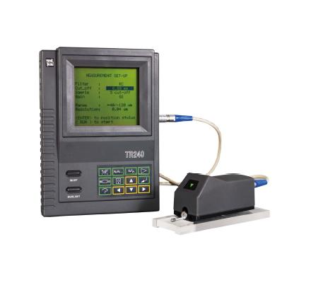 "Laser Surface Roughness Tester ""Time"" model TR240"