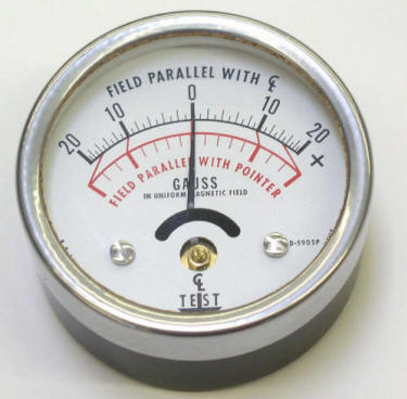 "Magnetic Field Indicator ""Parker"" Model MG-25-50"