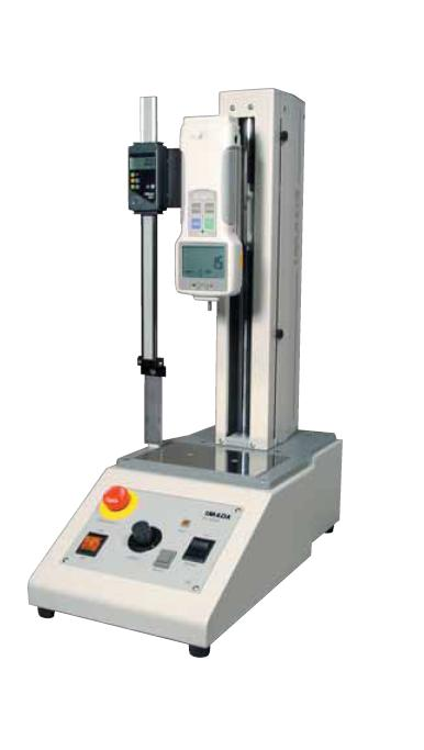 "Motorized Test Stand with distance meter ""Imada"" model MV-110S"