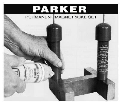 "Permanent Magnetic Yoke Kit  ""Parker"" Model PM-50A"