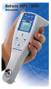 "Portable Refractometer ""Mettler Toledo"" Model 30PX"