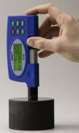 "Portable Hardness Tester ""Bower Metrology"" model IPX-300"