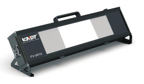 "Portable Industrial LED Film Viewer ""LCNDT"" Model FV-2010"