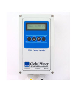 "Process Controller ""Global Water"" model PC300B"