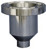 "Standard Ford Viscosity Cup ""Gardco"" No.2 (Non-certified)"