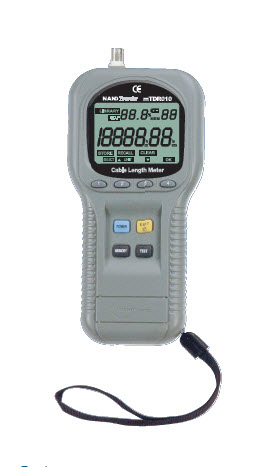 "Handheld TDR (Time Domain Reflectometer) ""Nanotronix"" Model mTDR"