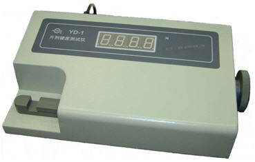 "Tablet Hardness Tester ""Minhua"" model YD-1"