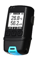 "Temperature and Humidity Data Logger ""LASCAR"" M. EL-GFX-2"