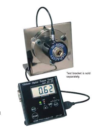 "Digital Torque Tester ""Imada""   model  DI-3N-1P5"