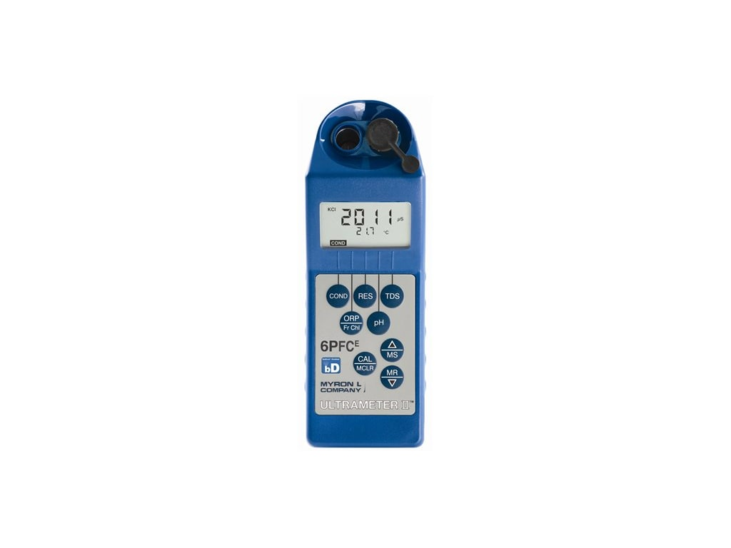 "Ultrameter II Water Quality Meter ""Myron L"" Model 6PFCE"