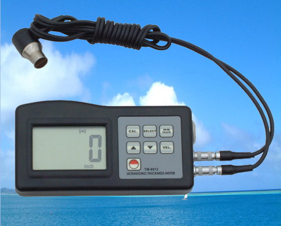 Ultrasonic Thickness Gauge (TM-8812)