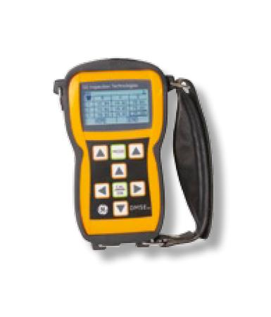 "Ultrasonic Thickness Gauge with Data Recorder ""GE"" model DM5E DL"