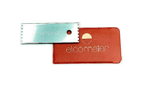 "Wet Film Comb ""Elcometer"" Model 115/1 or 115/2 or 115/3 or 115/4"